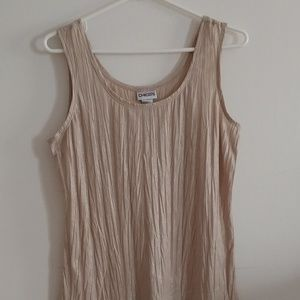 Chico's Shimmering Top